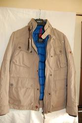 Продам зимнюю куртку Strellson 3 в 1